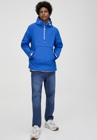 PULL&BEAR - Windjack - blue - 1