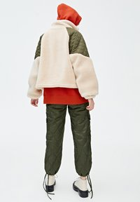 PULL&BEAR - Giacca invernale - beige - 2