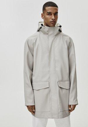 Waterproof jacket - grey