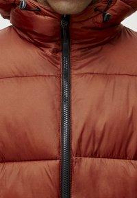 PULL&BEAR - Winterjas - mottled red - 5