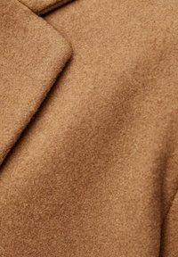 PULL&BEAR - STOFFMANTEL - Mantel - brown - 5