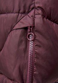 PULL&BEAR - Winter coat - bordeaux - 5