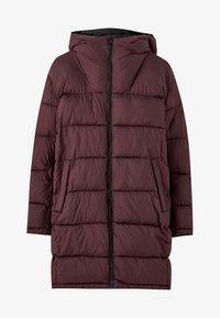 PULL&BEAR - Winter coat - bordeaux - 6