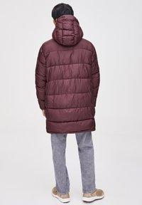 PULL&BEAR - Winter coat - bordeaux - 2