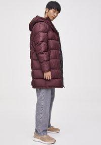 PULL&BEAR - Winter coat - bordeaux - 1