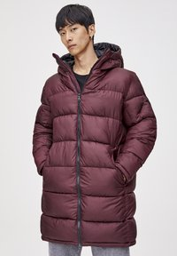 PULL&BEAR - Winter coat - bordeaux - 3