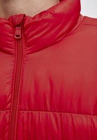 PULL&BEAR - Winterjas - red - 5
