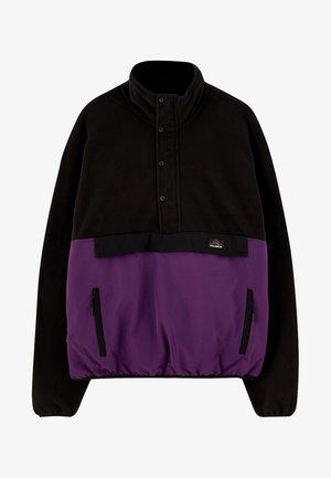Windbreaker - purple/black
