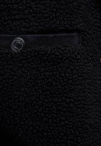 PULL&BEAR - Džínová bunda - black - 5