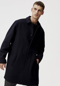 PULL&BEAR - Krátký kabát - blue - 3