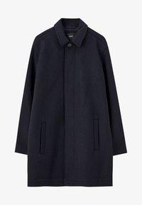 PULL&BEAR - Krátký kabát - blue - 6