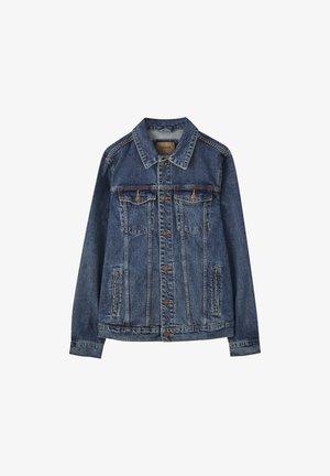 Denim jacket - stone blue denim