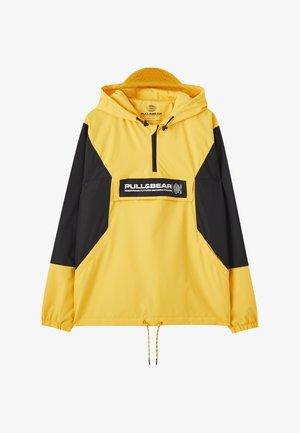 Windbreaker - yellow