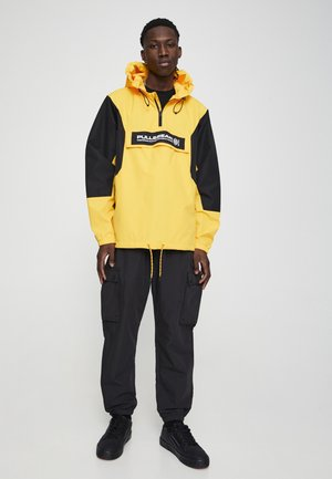 Větrovka - yellow