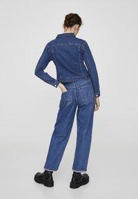 PULL&BEAR - Giacca di jeans - light-blue denim - 2