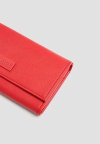 PULL&BEAR - Wallet - red - 4