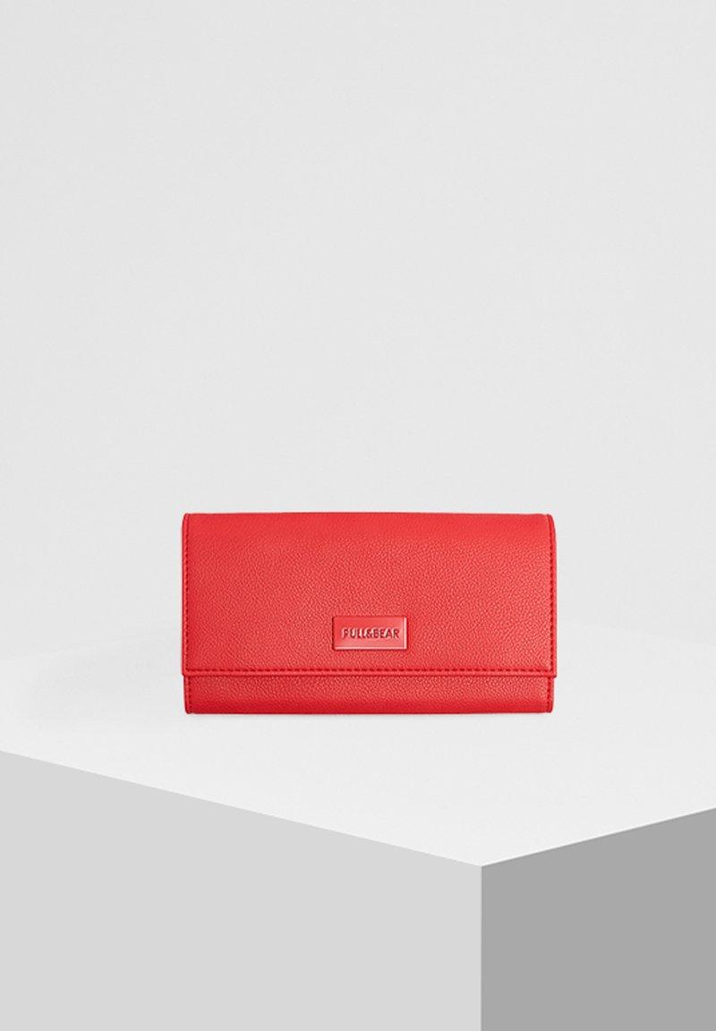 PULL&BEAR - Wallet - red
