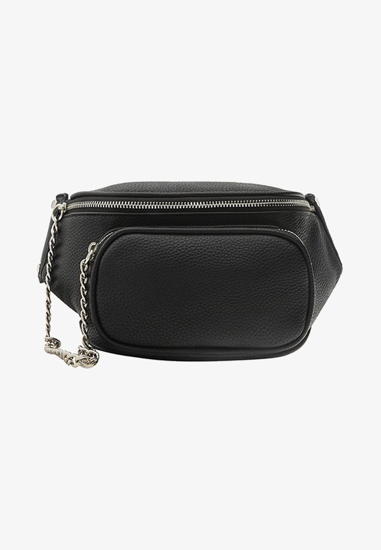 PULL&BEAR - Bum bag - black