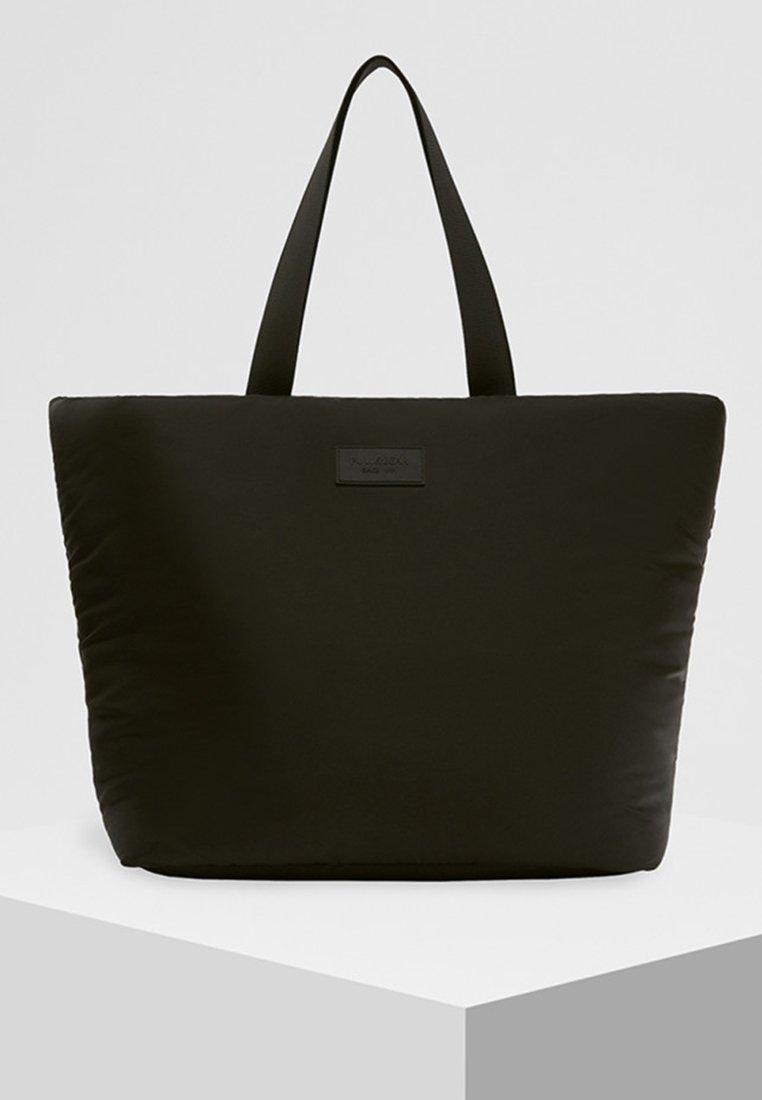PULL&BEAR - Tote bag - black