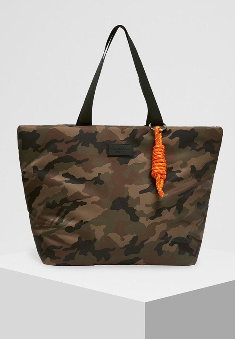 Pull Mit CamouflageprintCabas Multi coloured amp;bear MVqSpUz