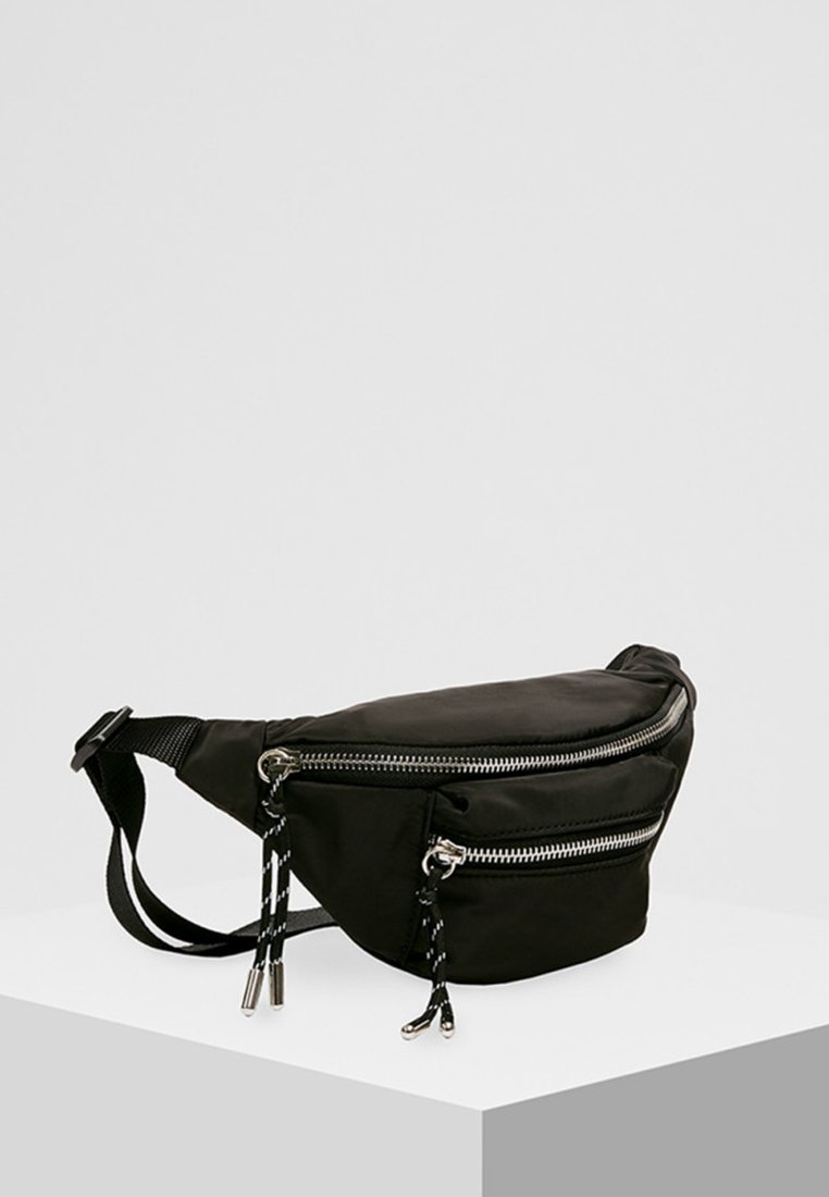 PULL&BEAR - Bum bag - black
