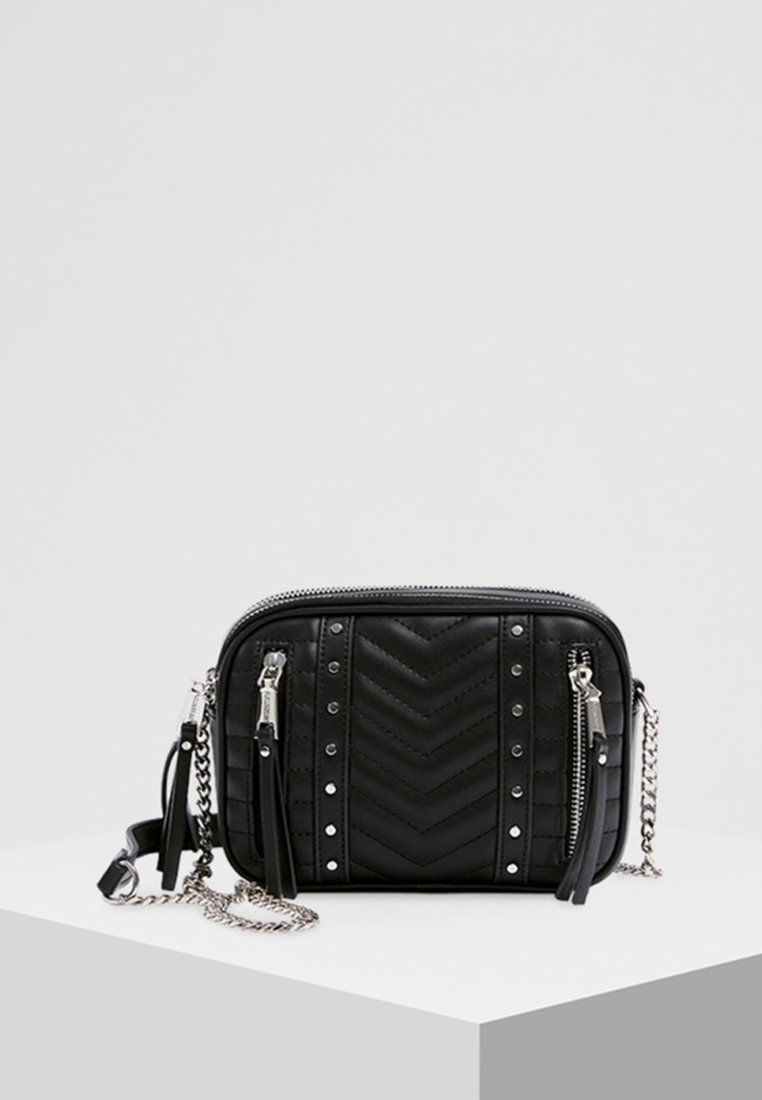 PULL&BEAR - Across body bag - black