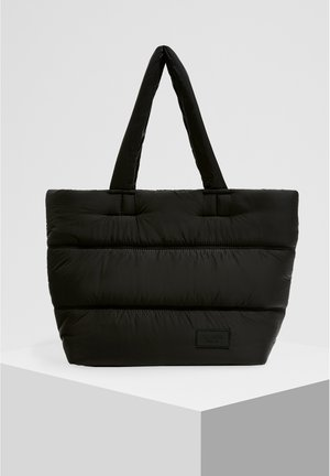 GESTEPPTE SHOPPERTASCHE 14028540 - Shopper - black