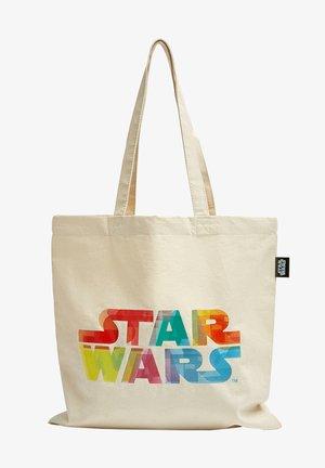 "SHOPPER ""STAR WARS"" 14131540 - Shopping bag - beige"