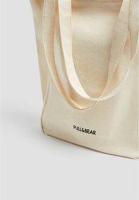 "PULL&BEAR - WEISSER ""MINNIE MAUS""-SHOPPER 14092540 - Torba na zakupy - beige - 5"
