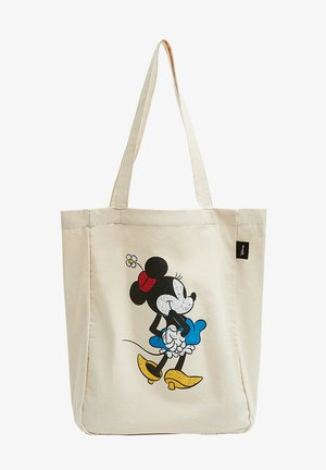 "WEISSER ""MINNIE MAUS""-SHOPPER 14092540 - Shopping Bag - beige"