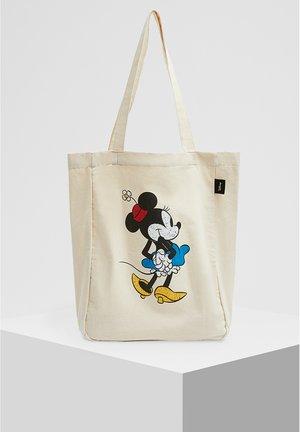 "WEISSER ""MINNIE MAUS""-SHOPPER 14092540 - Shopping Bag - beige"
