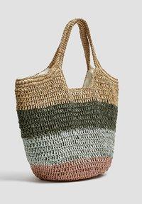 PULL&BEAR - BUNTER SHOPPER 14135540 - Shopper - sand - 2