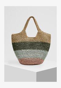 PULL&BEAR - BUNTER SHOPPER 14135540 - Shopper - sand - 1