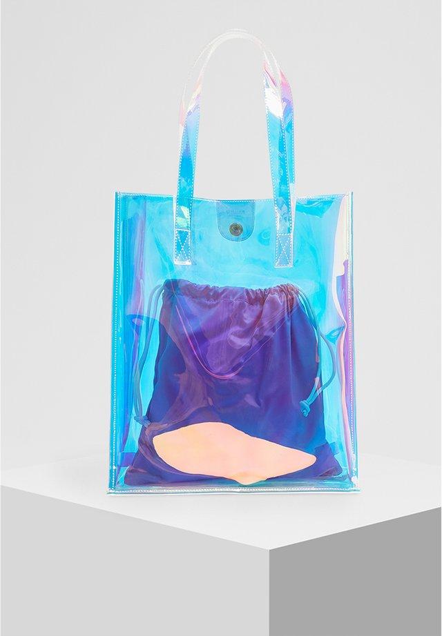 Torba na zakupy - blue