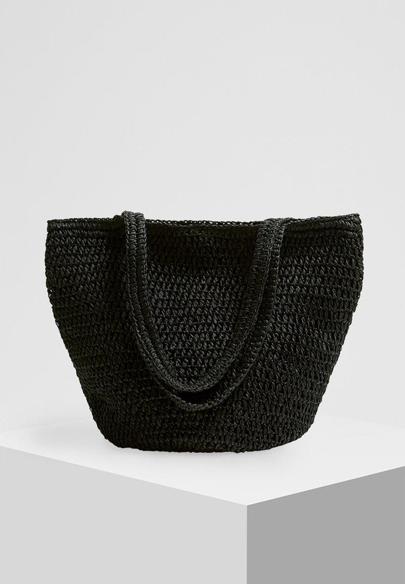 PULL&BEAR - Velká kabelka - black