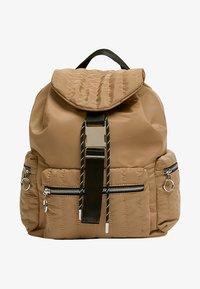 PULL&BEAR - Plecak - beige - 1