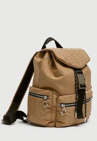 PULL&BEAR - Plecak - beige - 3