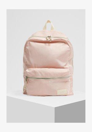 MIT LOGO - Rucksack - light pink