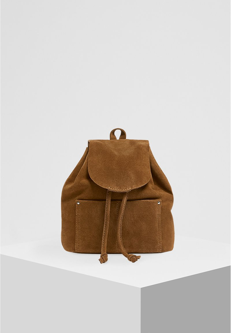 PULL&BEAR - Reppu - brown