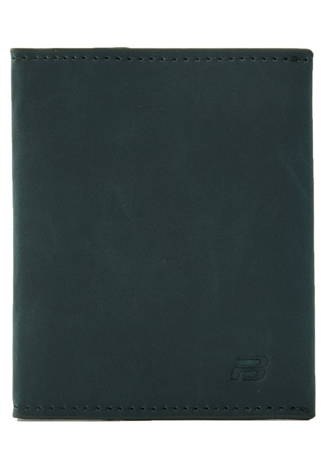 MIT LOGO  - Wallet - dark green