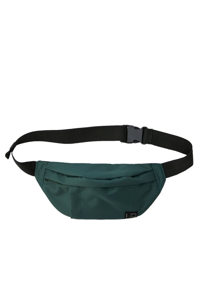 UNIFARBENE BASIC-GÜRTELTASCHE IN GRÜN 05822507 - Bum bag - dark green