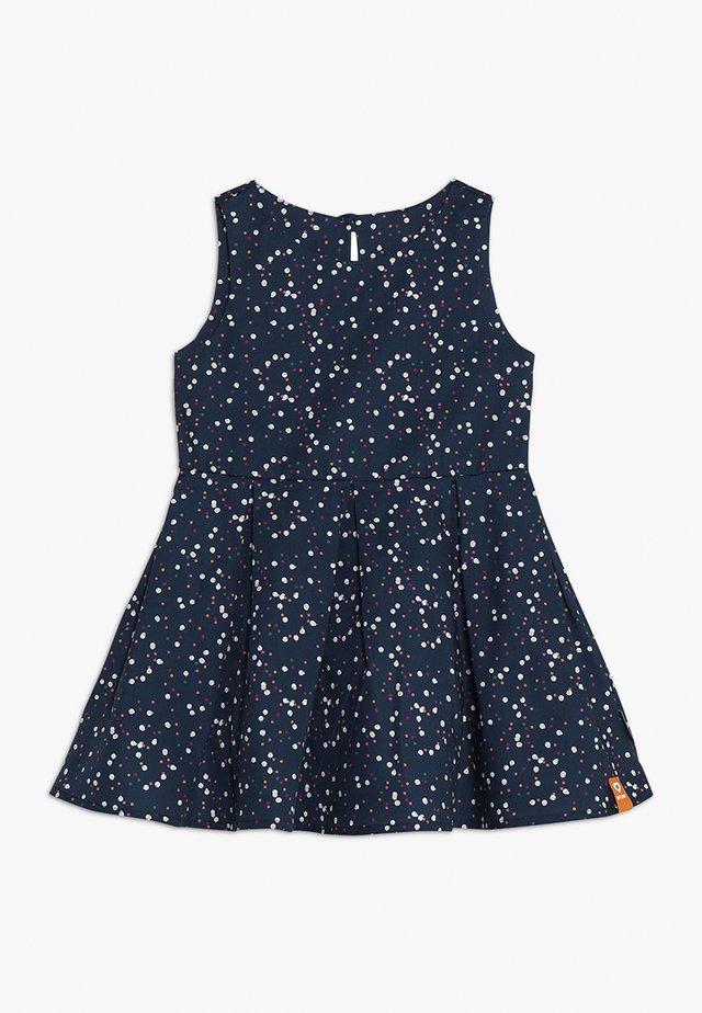 KIDS PÜNKTCHEN - Sukienka letnia - dark blue