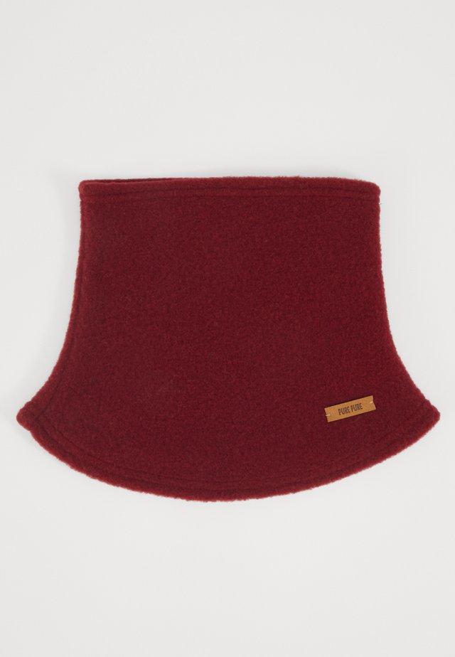 Tubehalstørklæder - burgundy