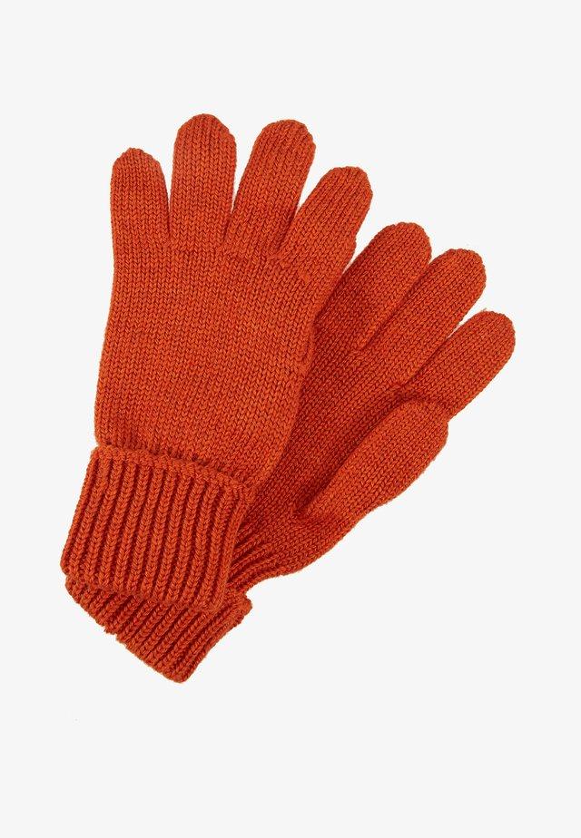 Fingerhandschuh - roibusch