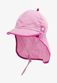 pure pure by BAUER - KIDS - Gorra - berry/white - 1