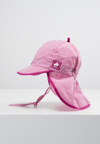 pure pure by BAUER - KIDS - Gorra - berry/white - 3