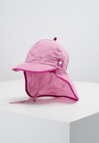 pure pure by BAUER - KIDS - Gorra - berry/white - 0