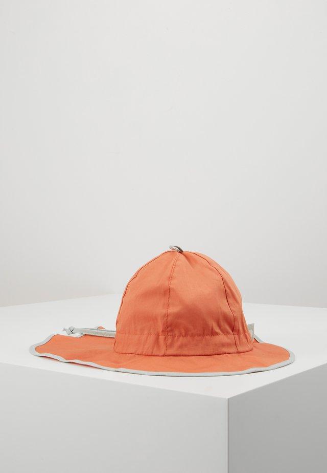 KIDS MIT NACKENSCHUTZ - Hoed - papaya