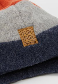 pure pure by BAUER - Čepice - blue/grey/orange - 2