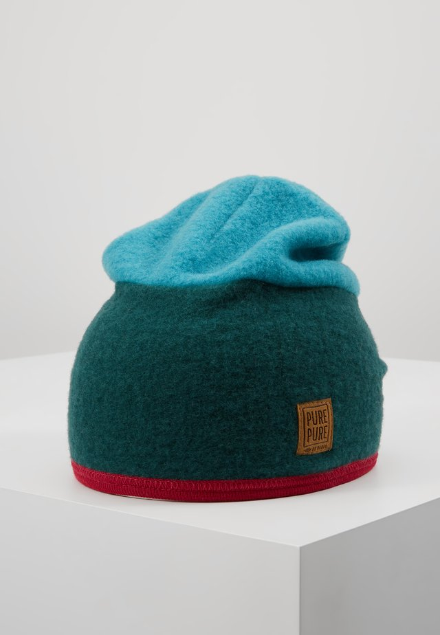 KIDS BEANIE - Muts - smoke green